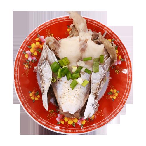 Đầu & lòng cá lóc